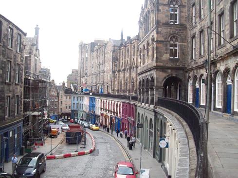 Viajes y viajeros relatos apuntes escoceses for Oficina de turismo de escocia